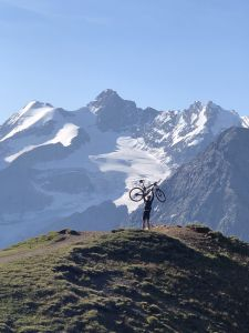 Goldsee-Trail Stilfserjoch