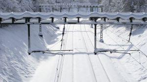 Der Winter schafft die schönsten Bilder selbst, z.B. im Herblinger Tal.